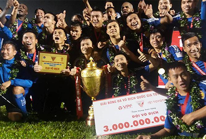 Điểm tin bóng đá Việt Nam sáng 27/11: Quảng Nam tranh vé AFC Champions League với đội bóng Hong Kong