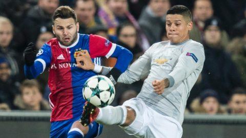Chấm điểm Man Utd trận thua Basel: Rojo trở lại ấn tượng, thất vọng Blind