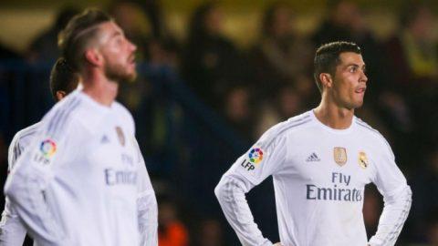 Căng thẳng ngày càng leo thang giữa Ramos và Ronaldo