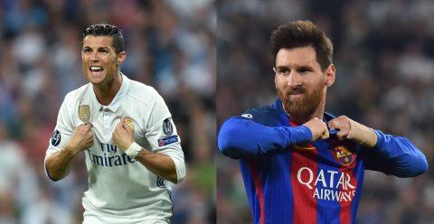Sốc: Ronaldo gọi điện cho Messi thông báo 'tôi đã đoạt QBV 2017'