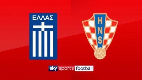 Nhận định Hy Lạp vs Croatia, 02h45 ngày 13/11: Nỗi đau kéo dài