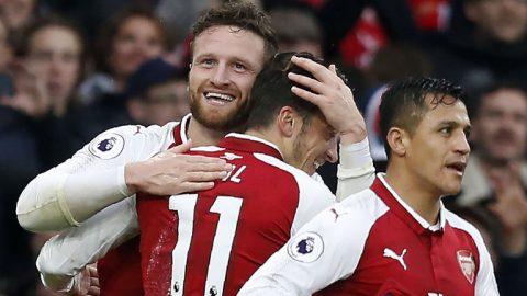 Nhấn chìm Tottenham, Arsenal khẳng định uy quyền tại Bắc London