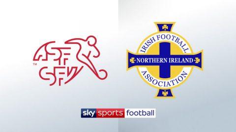 Nhận định Thụy Sỹ vs Bắc Ireland, 00h00 ngày 13/11: Cửa đi dần hẹp lại
