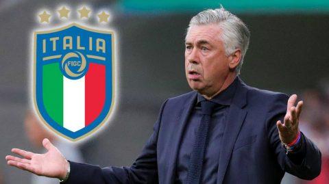 Tiết lộ: Ancelotti ra điều kiện để dẫn dắt Azzurri