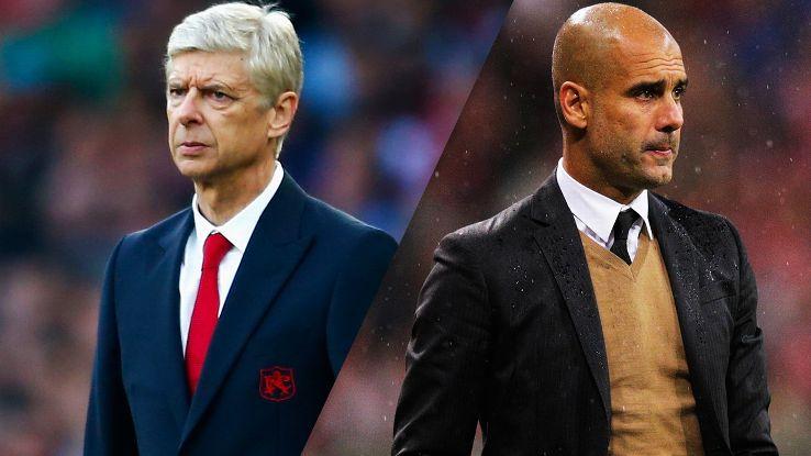 Arsene Wenger tuyên bố gây sốc trước đại chiến với Man City