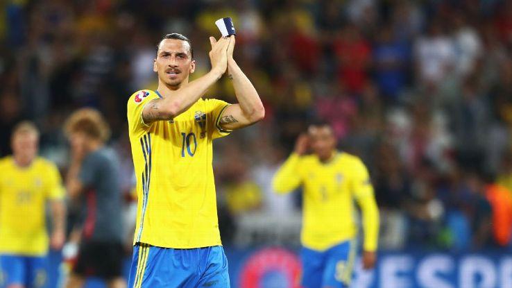 Ibrahimovic bỏ ngỏ khả năng trở lại ĐT Thụy Điển