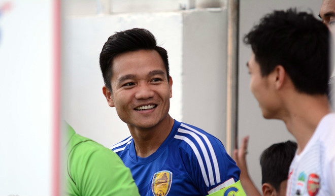Văn Quyết, Thanh Trung sáng cửa giành Quả bóng vàng Việt Nam 2017