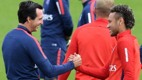 Tình thầy trò Neymar – Emery đang ngày một tốt hơn