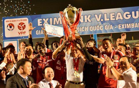Điểm tin bóng đá Việt Nam sáng 23/11: V-League sẽ có 3 ngôi vô địch; U19 Việt Nam chung bảng Thái Lan