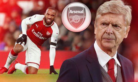 NÓNG: Arsenal mất trọng pháo trước đại chiến Man Utd