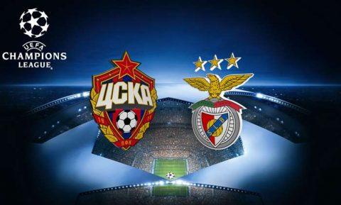 Nhận định bóng đá CSKA Moskva vs Benfica, 0h00 ngày 23/11: Bắn hạ Đại bàng
