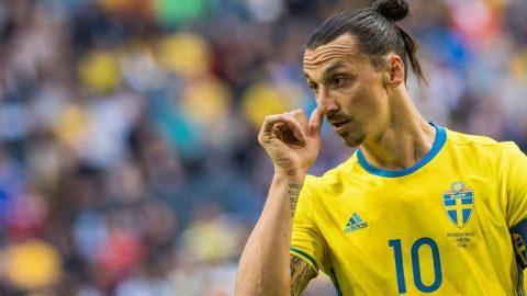 Ibrahimovic: Vắng tôi, chẳng còn ai để ý đến Thụy Điển nữa