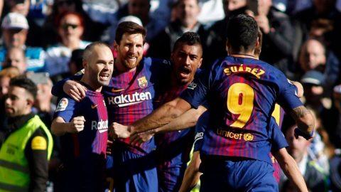Sau lượt đi La Liga: Nhận diện nhà vô địch