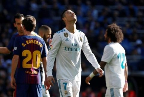 5 điểm nhấn Real 0-3 Barca: La Liga nên hạ màn tại đây