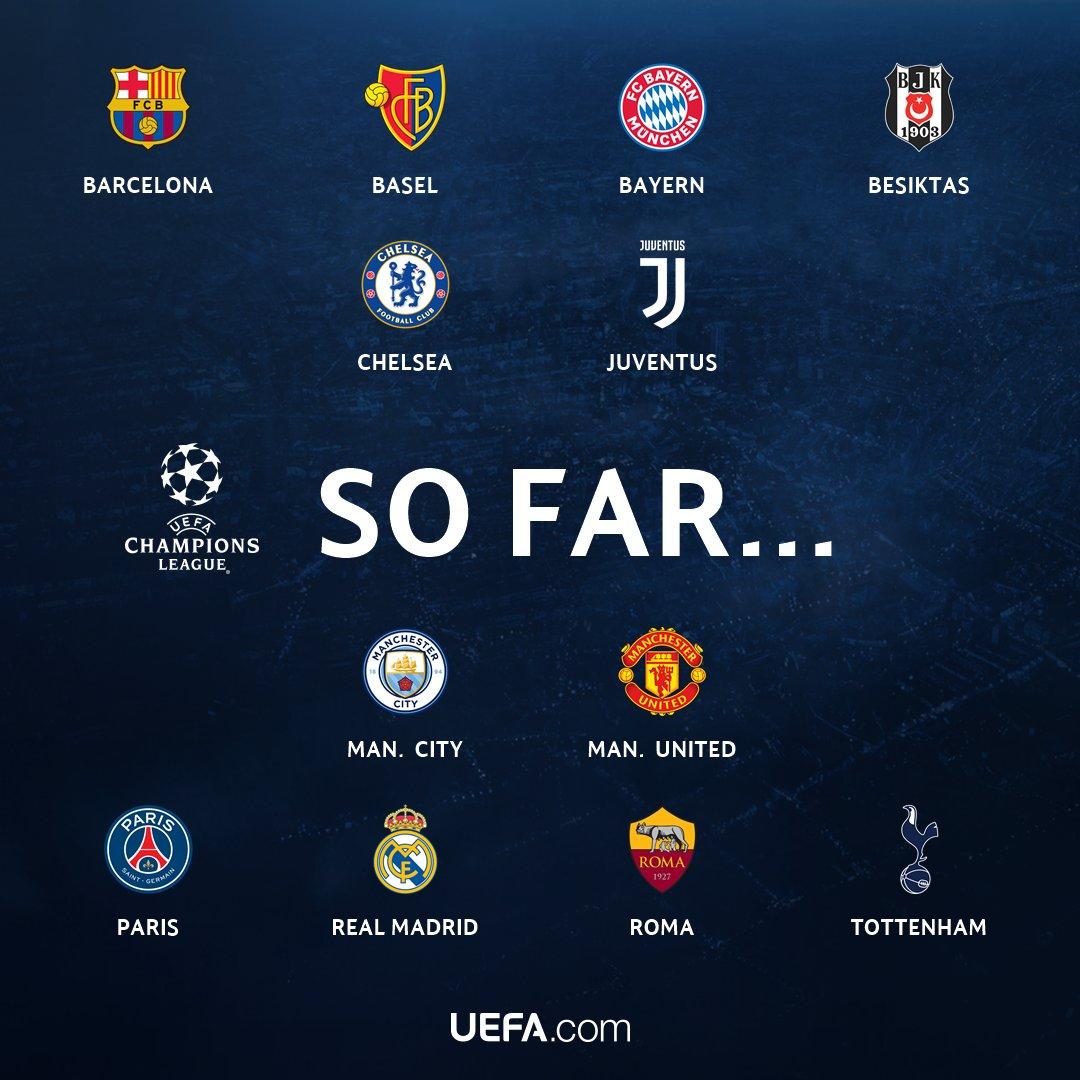 Cục diện bảng A, B, C, D Champions League: Đội nào đi tiếp?