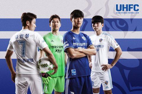 """Ulsan Huyndai mang dàn nội binh """"khủng"""" sang đấu U23 Việt Nam"""