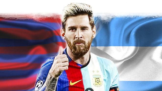 Nếu không giành được Quả bóng vàng 2017, Messi vẫn là cầu thủ vĩ đại