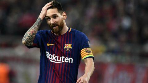 Messi hy vọng gặp Tây Ban Nha ở chung kết World Cup 2018