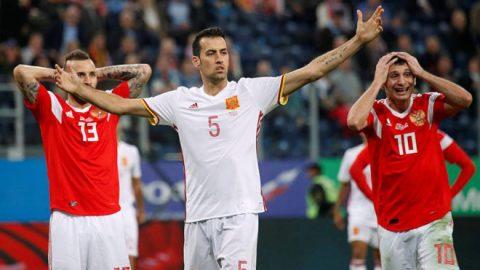 SỐC: Cựu chủ tịch RFEF thừa nhận Tây Ban Nha có thể lỡ World Cup 2018