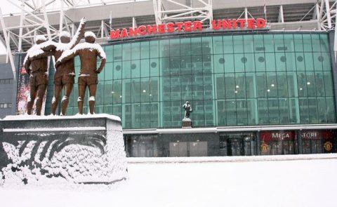NÓNG: Derby Manchester đối diện nguy cơ bị hoãn