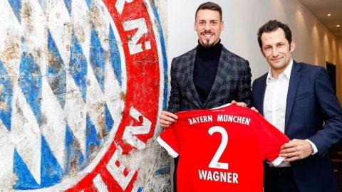 CHÍNH THỨC gia nhập Bayern, Sandro Wagner lý giải về chọn áo số 2