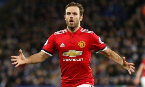 Juan Mata – Điểm sáng trong trận hòa cay đắng của Quỷ đỏ