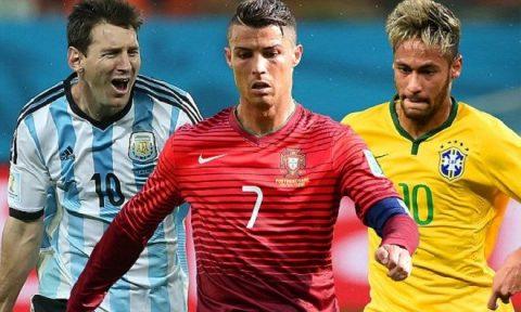 Điểm mặt 10 ngôi sao giúp World Cup 2018 thêm phần hấp dẫn