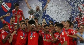 Xuất sắc cầm hòa Flamengo, Independiente lên vô địch Copa Sudamericana