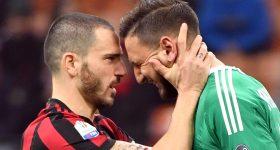 Donnarumma rơi nước mắt vì bị fan Milan miệt thị