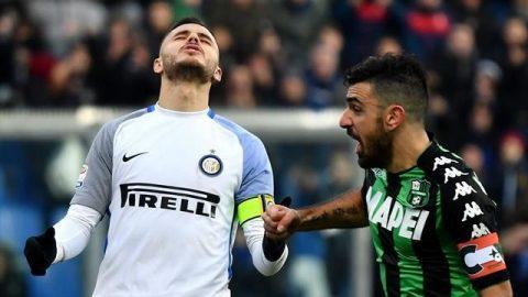 Vòng 18 Serie A: Napoli trở lại, Inter hụt hơi