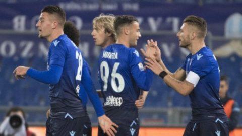 Immobile chói sáng, Lazio thẳng tiến vào tứ kết Cúp quốc gia Italia