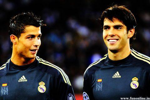 """Ronaldo, Rô béo và đội hình đồng đội vĩ đại nhất của """"Thiên thần"""" Kaka"""