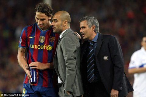 Ibrahimovic, Toure và những cầu thủ có thù oán với Pep Guardiola