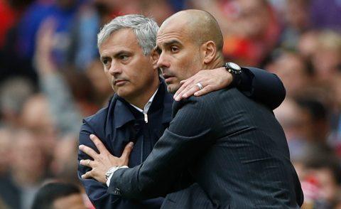 """Pep Guardiola: """"Tôi và Mourinho như cặp song sinh vậy"""""""