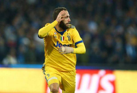 Chấm điểm Juventus 1-0 Napoli: Ngày về hoàn hảo của Higuain