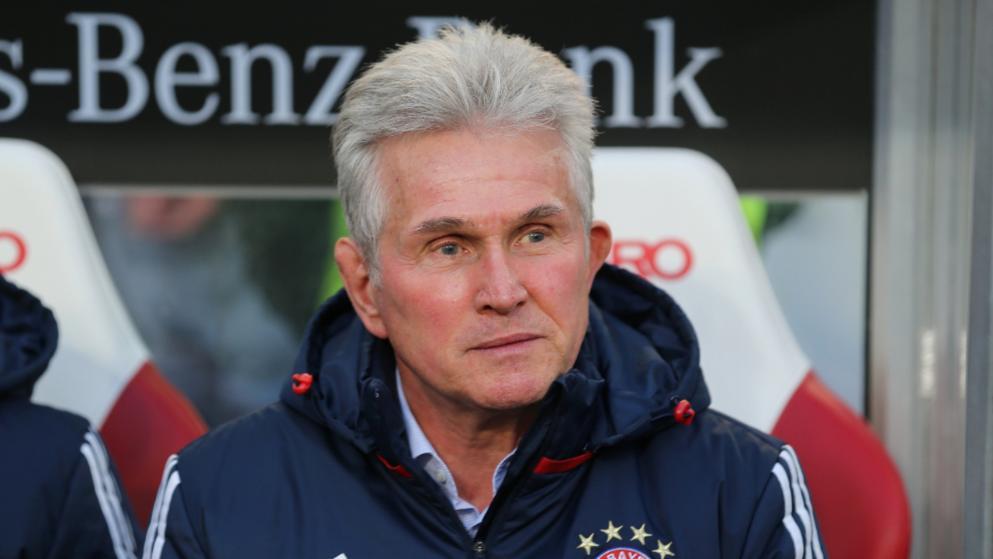 Hành động của Jupp Heynckes khiến fan Bayern tức giận