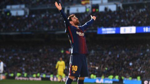 Messi gieo rắc nỗi kinh hoàng ở El Clasico cho Real