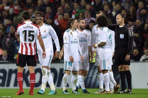 Sau vòng 14 La Liga: Tam đại gia đồng loại ngã ngựa