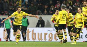 Thắng dễ Mainz, Dortmund khởi đầu thuận lợi dưới thời Stoger