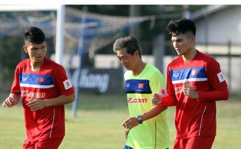 U23 Việt Nam loại 4 cầu thủ trước trận gặp Myanmar