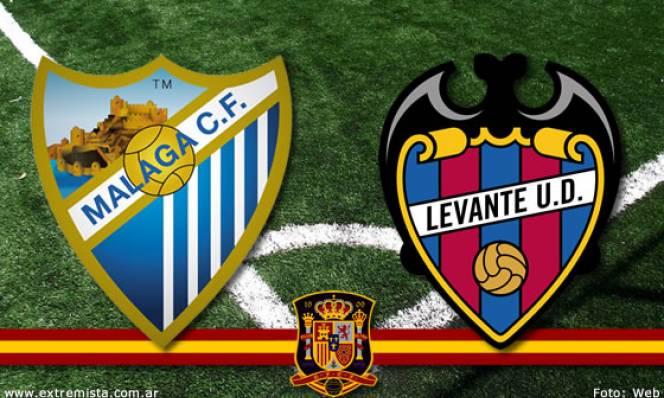 Nhận định Malaga vs Levante, 03h00 ngày 2/12: Lâm vào thế khó