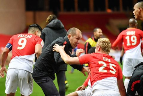 Sau vòng 17 Ligue 1: Gay cấn cuộc đua TOP 3
