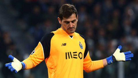 """NÓNG: Newcastle sẽ giải cứu """"thánh Iker"""" khỏi Porto"""