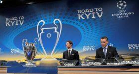Bốc thăm vòng 1/8 Champions League: M.U dễ thở, PSG đấu Real, Chelsea chạm Barca.
