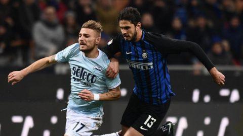 Hòa bế tắc Lazio, Inter chưa thoát khỏi khủng hoảng
