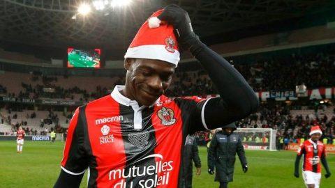 Sau vòng 18 Ligue 1: Nice bay cao nhờ Mario Balotelli