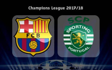 Nhận định Barcelona vs Sporting CP, 02h45 ngày 06/12: Cưỡi ngựa xem hoa