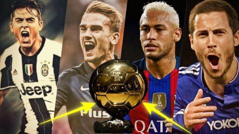 Điểm mặt 10 ngôi sao hứa hẹn phá thế thống trị QBV của Ronaldo, Messi