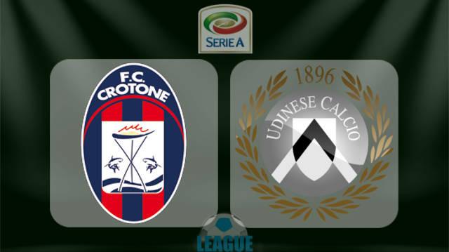Nhận định Crotone vs Udinese, 01h00 ngày 05/12: Điểm tựa Ezio Scida