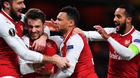 Thua đau MU, Arsenal xả cơn giận với màn hủy diệt BATE Borisov
